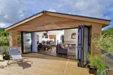 The Dream Lodge Group - Picturesque North Norfolk Lodge Escape with Dinner - Save 49%