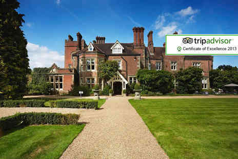 Alexander House Hotel - One night stay for 2 including spa - Save 34%