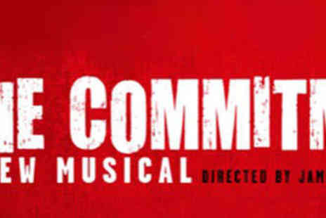 The Palace Theatre - Ticket to see The Commitments - Save 28%