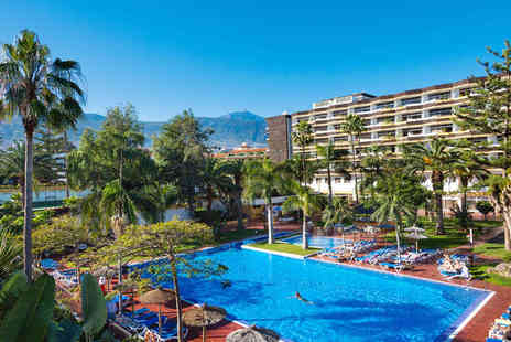 Hotel Blue Sea Puerto Resort - Sunshine Beach Break in Tenerife - Save 48%