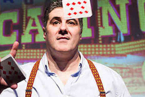 The Card Shark Show - Standard Ticket to The Card Shark Show - Save 41%