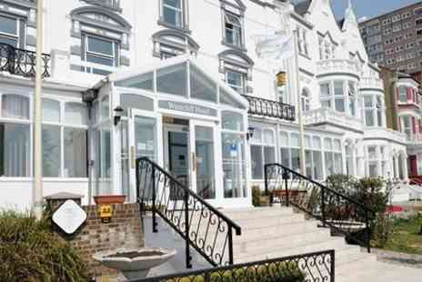The Westcliff Hotel - Three Course Meal For Two - Save 52%