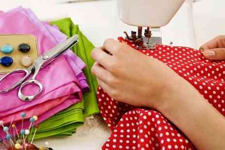 Venn Tailoring - Sewing Workshop Two Hour Taster Course - Save 55%