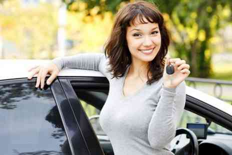 Eco School of Motoring - One Hour Driving Lessons - Save 69%