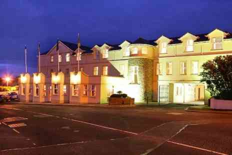Ballyliffin Hotel - Two Nights For Two With Breakfast  - Save 51%