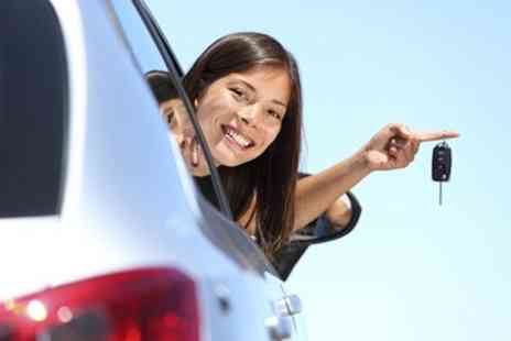 Ticket2drive Driving School - 90 Minute Driving Lessons  - Save 50%