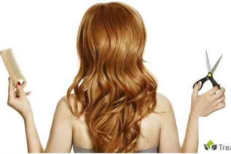 Treat Your Skin - Hair Re style, Cut and Blow Dry  - Save 51%
