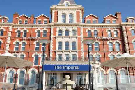 Imperial Hotel - Four week Leisure Club Membership - Save 59%