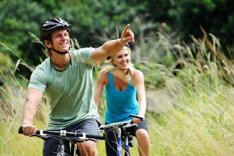 Bakewell Bikes - Bike hire for 1 adult - Save 53%