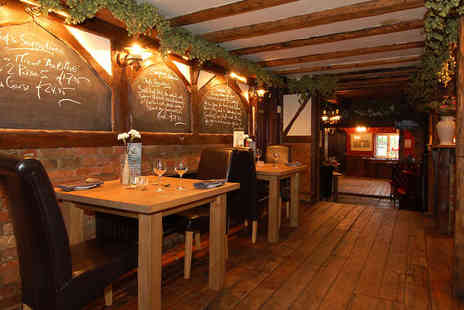 The Blazing Donkey - A Cosy Country Venue on The Kentish Coast - Save 66%