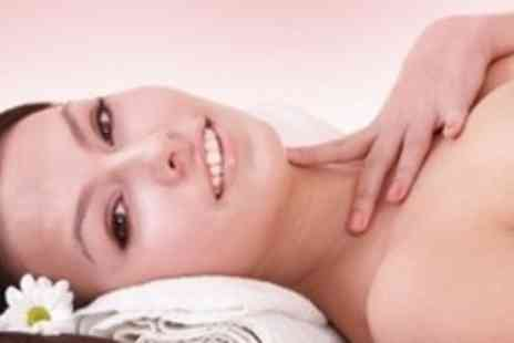 Lavender Beauty - One Hour Cleansing Body Wrap and 30 Minute Facial - Save 78%