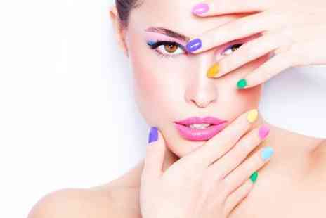 Polished - Shellac Manicure or Pedicure - Save 50%