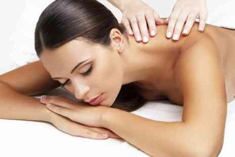 Relax and Revive Wellbeing - 60 Minutes Deep Tissue Massage - Save 51%