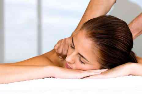 The Whole Shebang - Facial Plus Deep Tissue Massage - Save 61%