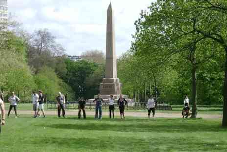 London Military Bootcamp -  Five Sessions Clapham - Save 58%