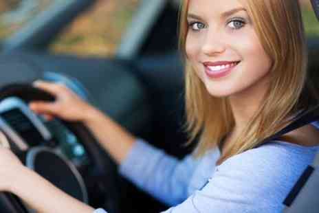 You drive school of motoring -  One Hour Sessions Driving Lessons - Save 83%