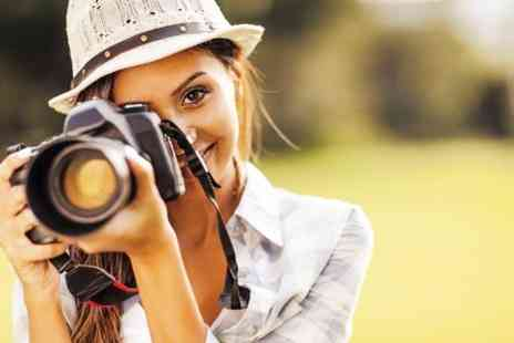 DSLR Learning - Beginners Course With Lunch - Save 86%