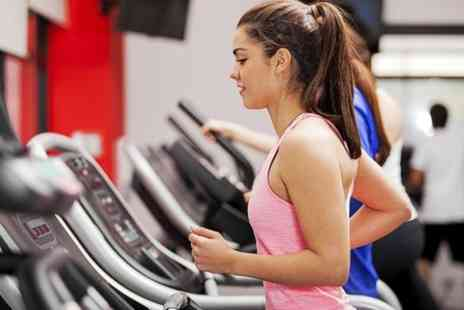 Fit4less Tower Hill - Five Gym Passes - Save 80%