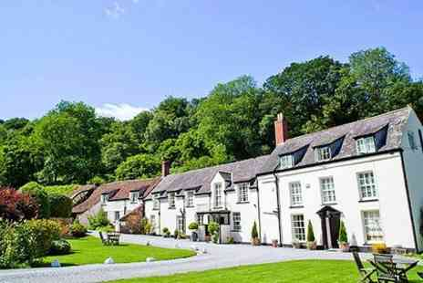 Combe House Hotel - Two Nights For Two With Breakfast and Cream Tea - Save 61%