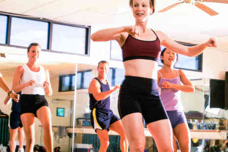 The Factory Gym - Mix n Match Ten Dance Fitness Classes choosing - Save 71%