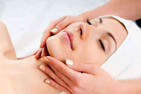 Liberty Belles - Hydrating Facial and Back Neck and Shoulder Massage - Save 57%