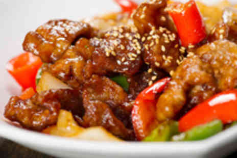 Cockadoo Chine - Voucher for Sophisticated Chinese Dining - Save 51%