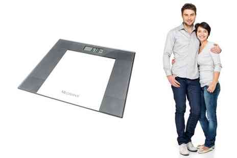 Medhealth supplies - Glass Bathroom Scales - Save 70%
