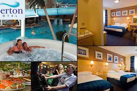 3 XTravel - Three Nights in the Merton Hotel, Jersey - Save 33%
