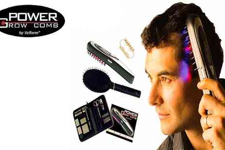 E-Best - Power Grow Laser Hair Comb - Save 46%