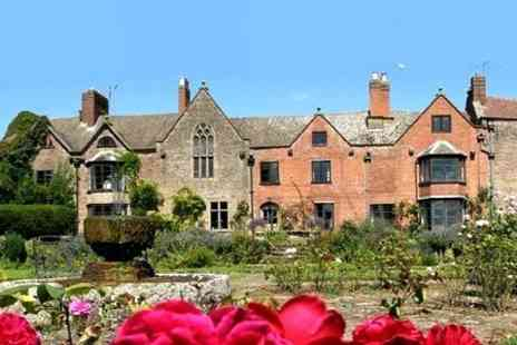 Broadfield Court - Wine Tasting Lunch and Entry to Vineyard and Gardens For Two - Save 60%