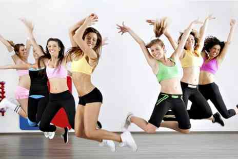 Fitness With Sandra -  Ten Zumba or Aerobics Classes - Save 74%