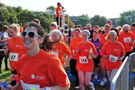 Starfish Greathearts Foundation - Breakfast Run and Picnic 5k  - Save 33%