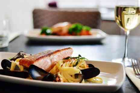 The Bell at Sax -  Three Courses for Two - Save 50%