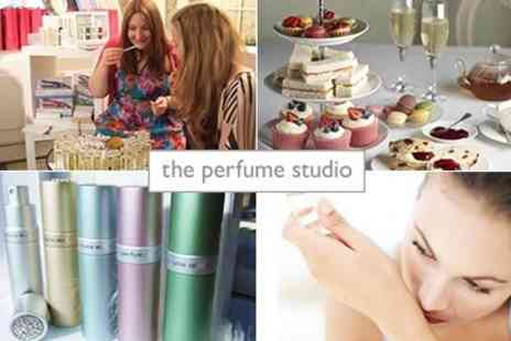 The Perfume Studio - Mothers Day Perfume Experience for 2 includes a glass of Bubbles - Save 50%