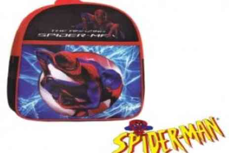 Savvy Mummys - Spiderman rucksack  - Save 46%