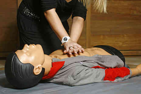 The British Training Academy - One day Emergency First Aid at Work course - Save 70%