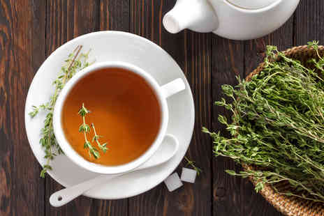 Le Chalet - Tea tasting experience for one - Save 53%