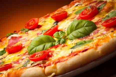 The Cotton Factory - Pizza With Starter Each For Two - Save 60%