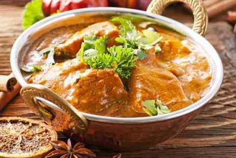 Arthis Restaurant - Two Course Indian Meal  - Save 64%