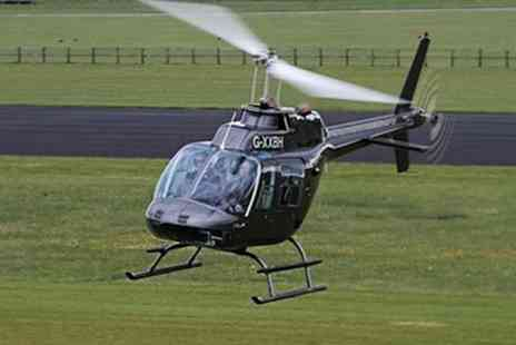 Heli adentures - Helicopter Tour of Jurassic Coast - Save 64%