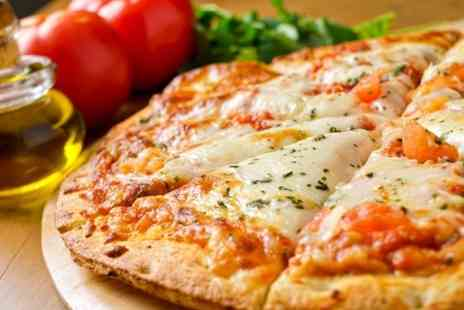 Brew House - Stone Baked Pizza For Two With Wine - Save 52%