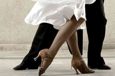The London Academy Of Dance - Three Lessons for Ballroom Dancing - Save 82%