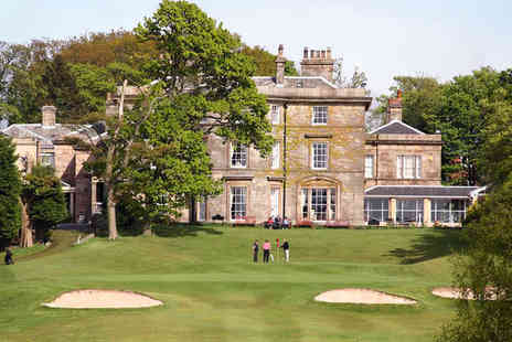 Shaw Hill Golf & Spa Hotel - Relaxation Takes Centre Stage in Lancashire - Save 49%