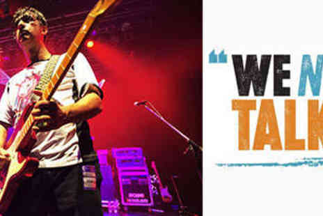 Talk Frack - One Ticket for Talk Frack Charity Party with Asian Dub Foundation, with Drink - Save 25%