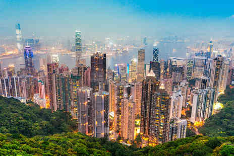 Independent World Choice Holidays - Five night Hong Kong escape including return flights - Save 33%