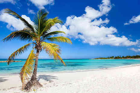 118 Cruise - Seven night stay in Florida & Bahamas cruise plus  flights - Save 10%