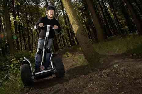 Segway Events -  Rally Experience and Photo - Save 50%