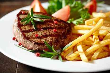 El Toro - Steak Meal For Two  - Save 65%