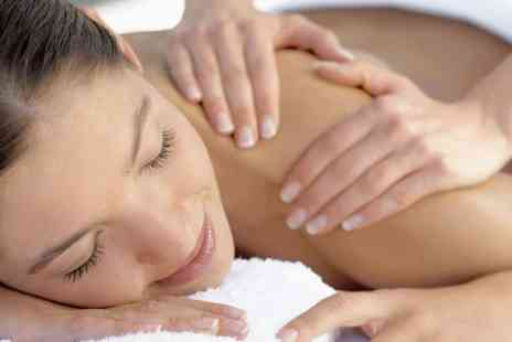Euphoric Beauty - Express Facial Plus Back Neck and Shoulder Massage - Save 50%