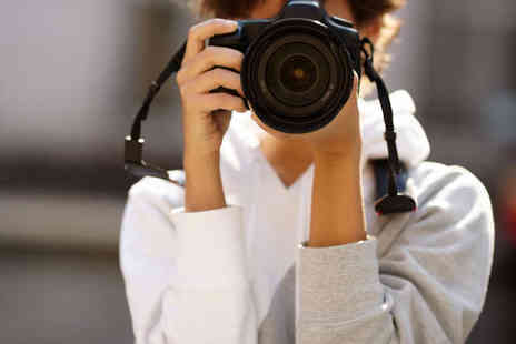 Westland Place Studios - Full Day Shooting the Square Mile Photography Course - Save 70%